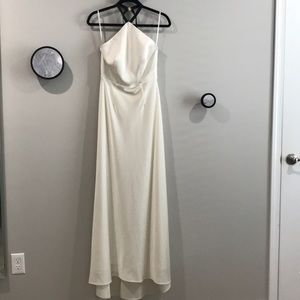 White Dress from The Limited